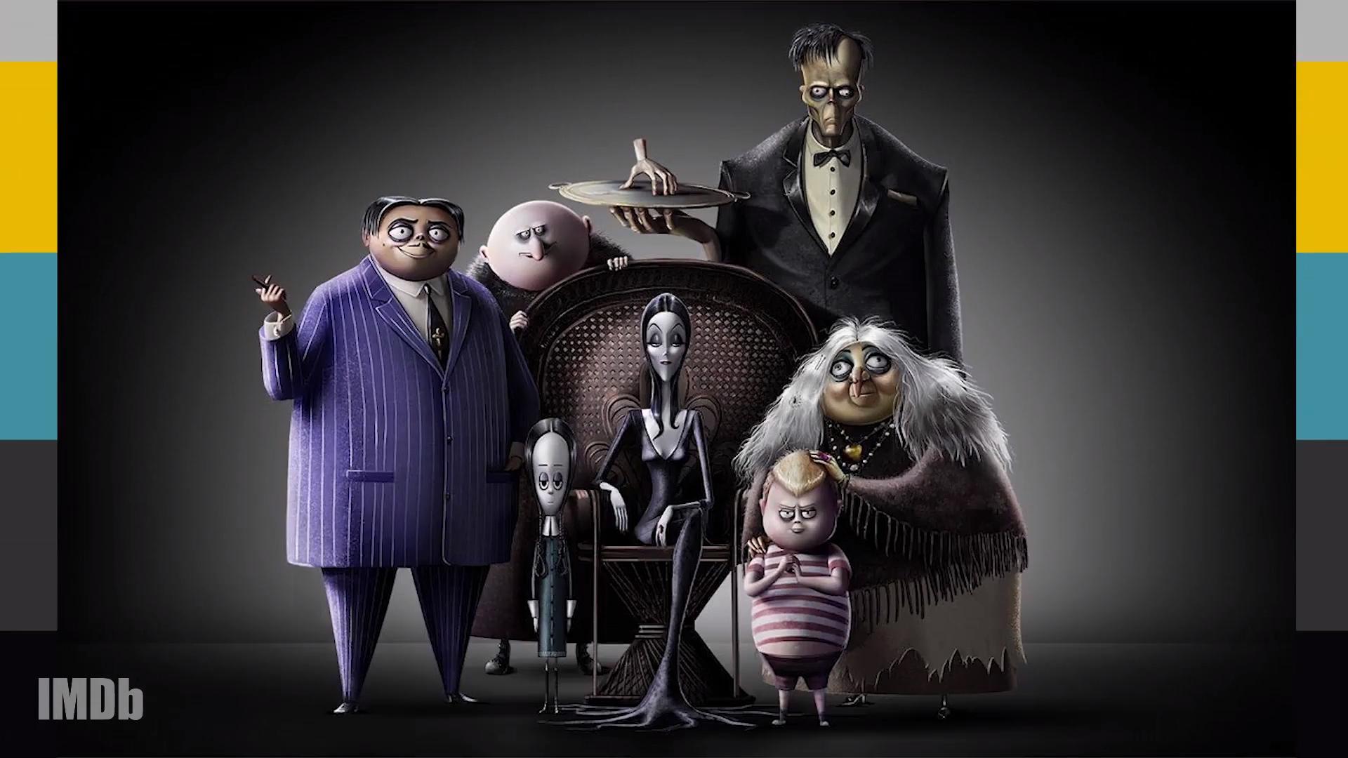 معرفی انیمیشن خانواده آدامز    the addams family 2019