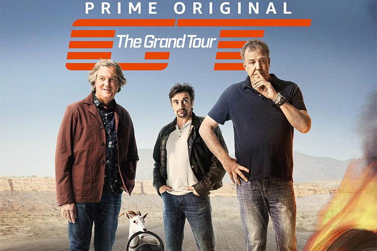 تریلر رسمی فصل سوم The Grand Tour شبکه آمازون