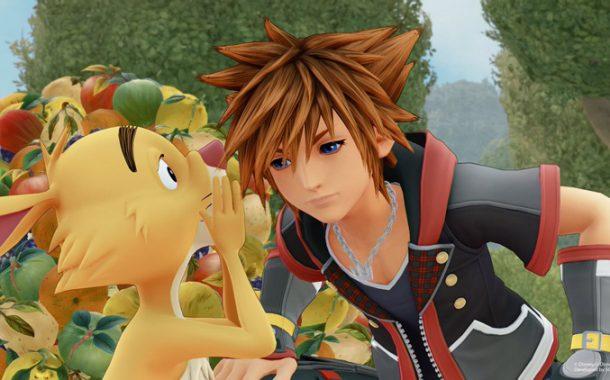 بررسی اولیه بازی Kingdom Hearts 3