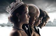 جیلین اندرسون در نقش مارگارت تاچر در فصل چهارم سریال The Crown