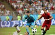 پنالتی گیری بیرانوند در بازی عمان + ویدیو