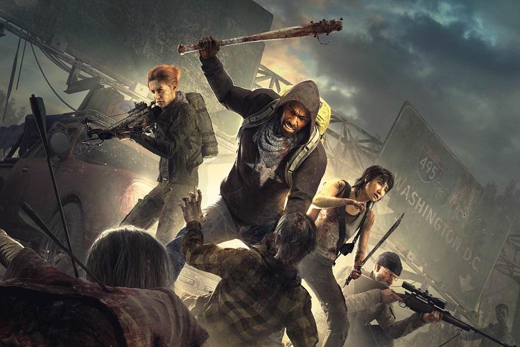 زمان انتشار نسخه کنسولی بازی Overkill's The Walking Dead