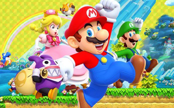 بررسی بازی New Super Mario Bros. U