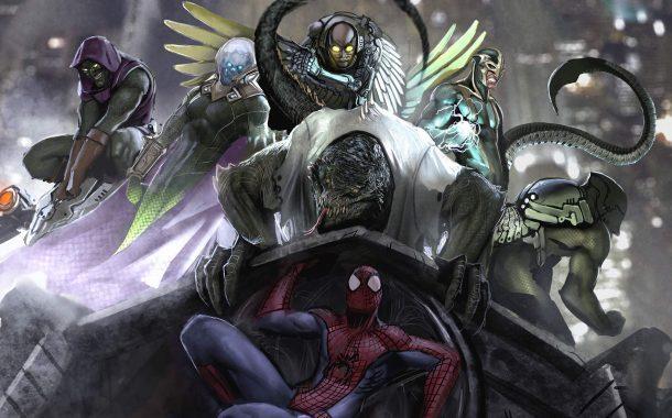 همه چیز درباره گروه ابر شرور شش خبیت از دشمنان مرد عنکبوتی در کمیک بوک های مارول