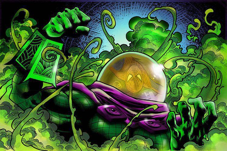 همه چیز درباره شخصیت میستریو از دشمنان مرد عنکبوتی | کمیک بوک های مارول