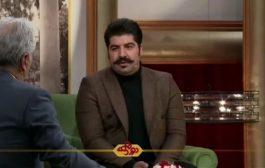 عکس یادگاری بهنام بانی با مهران مدیری در کنسرت جدیدش