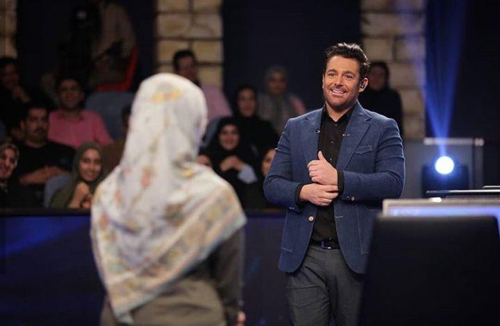 محمد رضا گلزار پرطرفدارترین مجری شبکه ۳ شد