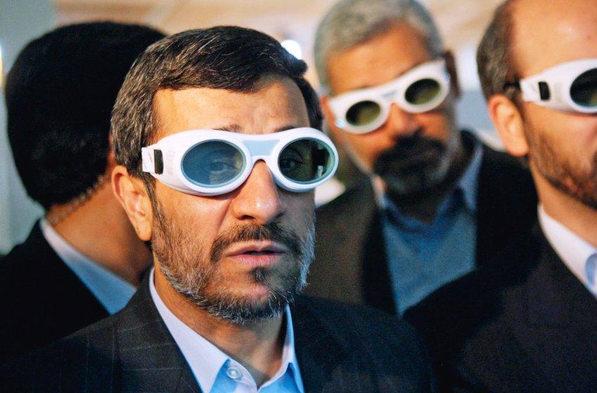 تبریک تولد حضرت مسیح به امام زمان توسط احمدی نژاد