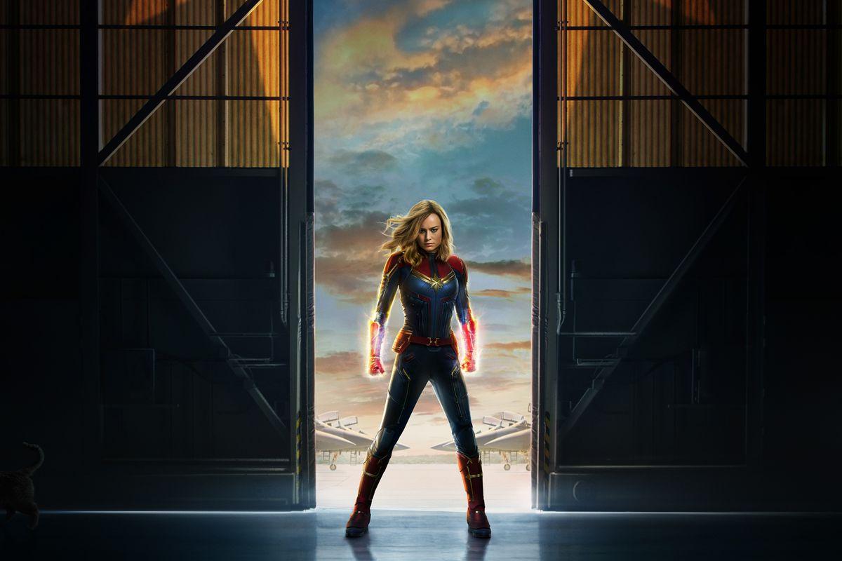 تریلر سوم و پوسترهای جدید فیلم  Captain Marvel