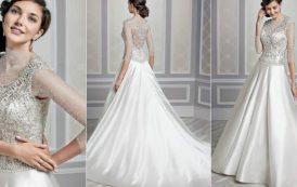 راهنمای انتخاب لباس عروس برای اندام های زنانه مختلف