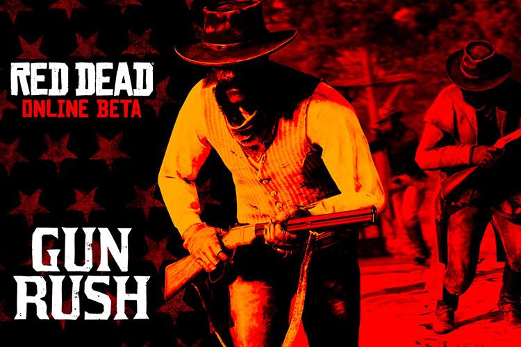 حالت بتل رویال بازی Red Dead Redemption 2 با نام Gun Rush منتشر شد