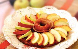 طرز تهیه کوکوی سیب درختی