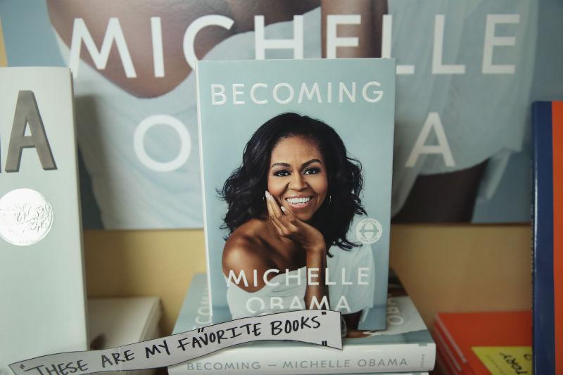 بررسی کتاب Becoming میشل اوباما
