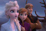 رکورد شکنی اولین تریلر انیمیشن Frozen 2