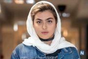 لباس عجیب ریحانه پارسا در جشنواره فجر