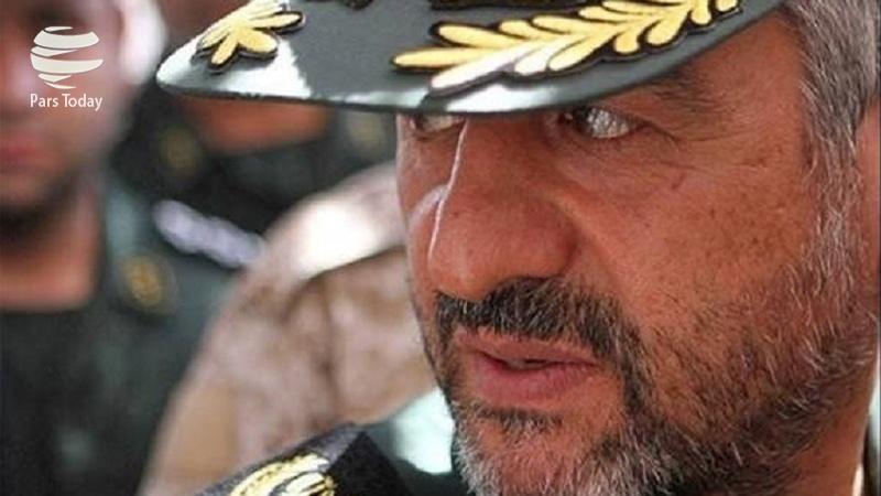 اخطار شدید سردار جعفری به پاکستان