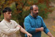 اولین ویدیو از فیلم چهار انگشت با بازی جواد عزتی و امیر جعفری