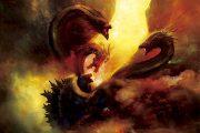 تبلیغ تلویزیونی فیلم گودزیلا : پادشاه هیولاها