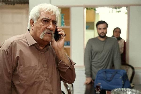 اولین تصویر پشت صحنه سریال ستایش ۳