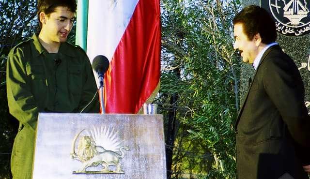 افشاگری پسر مسعود رجوی علیه سازمان مجاهدین