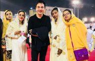 ازدواج عمو پورنگ با دختر هندی