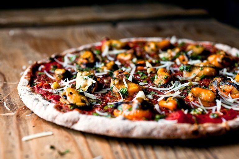تفاوت پیزای ایتالیایی و آمریکایی