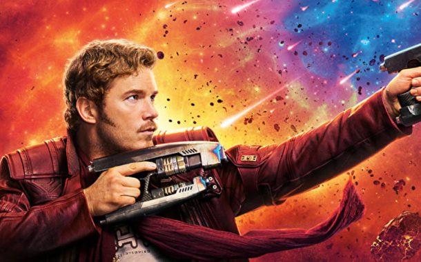 کریس پرت از ۳ Guardians of the Galaxy می گوید
