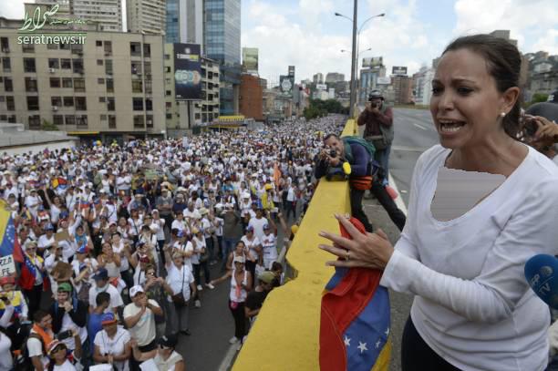 حمایت خوان گواریدو از حمله نظامی آمریکا به ونزوئلا