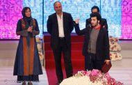 متلک سعید روستایی به نیروی انتظامی در اختتامیه جشنواره فجر