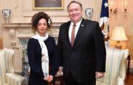 واکنش ها به دیدار مسیح علی نژاد با وزیر خارجه امریکا