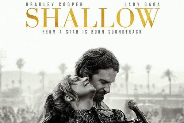 رکورد شکنی ترانه Shallow لیدی گاگا و بردلی کوپر