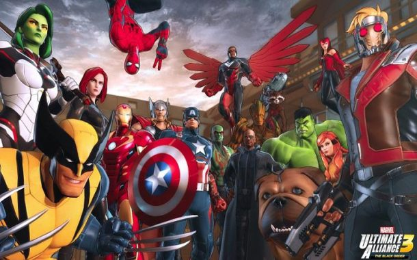 گیم پلی بازی Marvel Ultimate Alliance 3: The Black Order