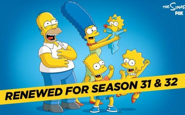 سیمپسونها برای دو فصل دیگر تمدید شد