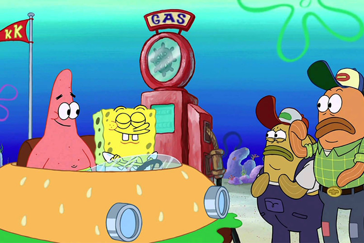 معرفی انیمیشن The SpongeBob Movie: It's a Wonderful Sponge