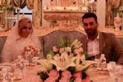 تصاویر مراسم عروسی حنیف عمران زاده