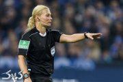 «بیبیانا اشتنهاوس» داور زن آلمانی دلیل عدم نمایش بازی بایرن مونیخ