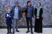 عقاب رضا یزدانی در اکران فیلم ماموریت غیرممکن