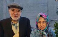 فیلم نماز خواندن میر حسین موسوی در خانه خواهرش