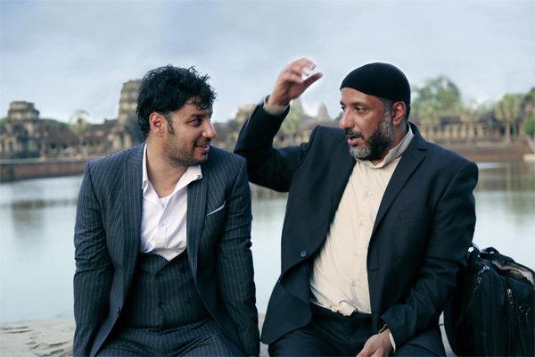 عکس های اکران ویژه فیلم چهارانگشت با حضور جواد عزتی