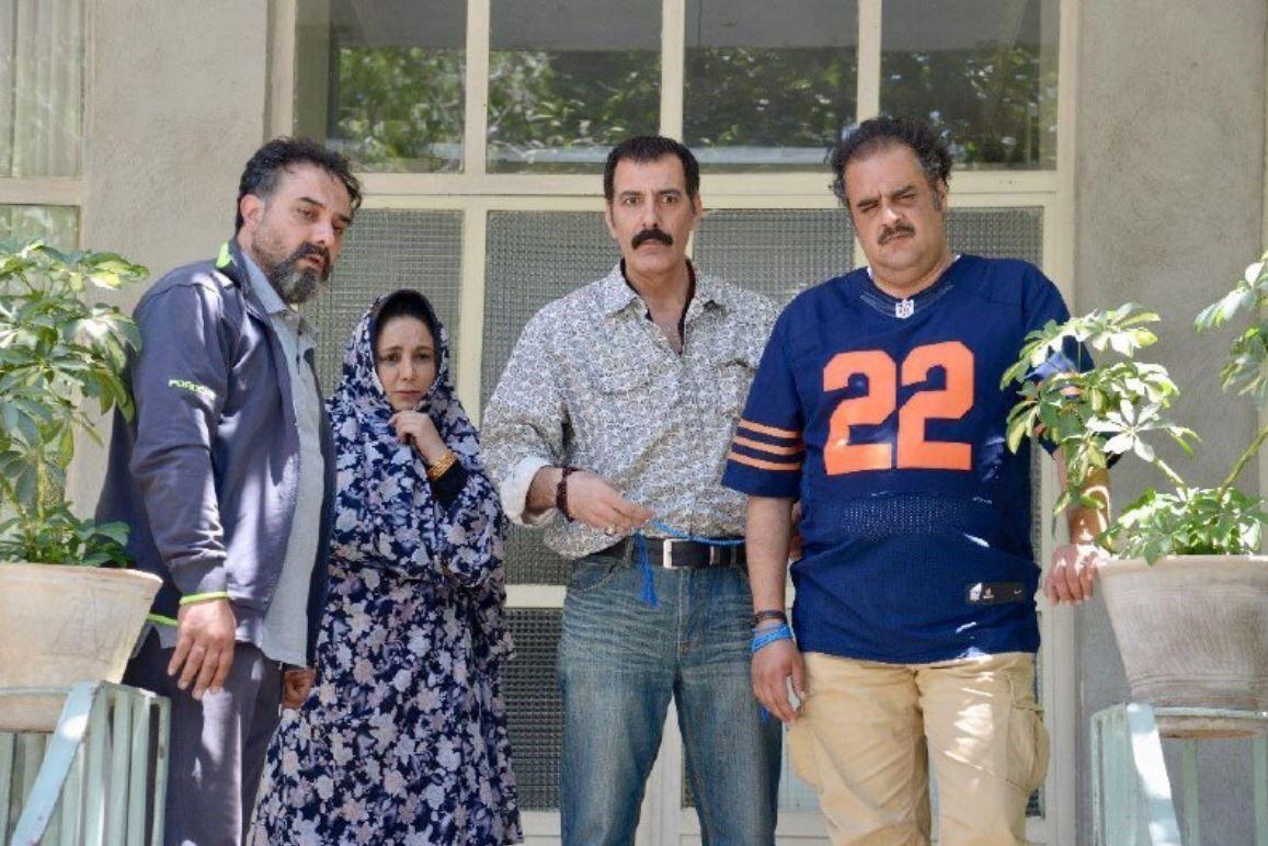اکران فیلم زندانی ها در نوروز ۹۸