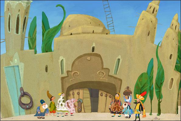 بررسی سری جدید انیمیشن شکرستان ۹۸ با حضور شهاب حسینی