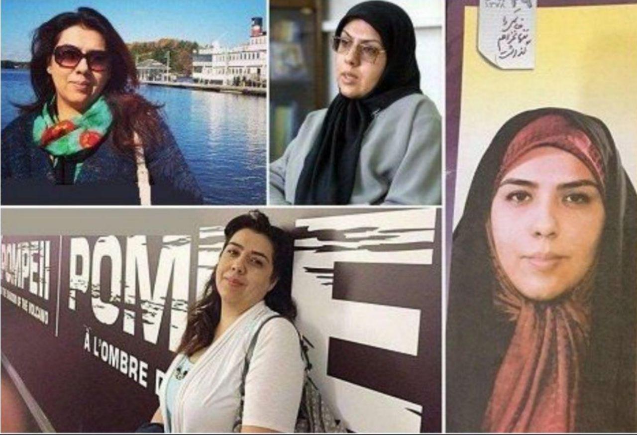 فیلم واکنش مرجان شیخ اسلامی به اتهام اختلاس