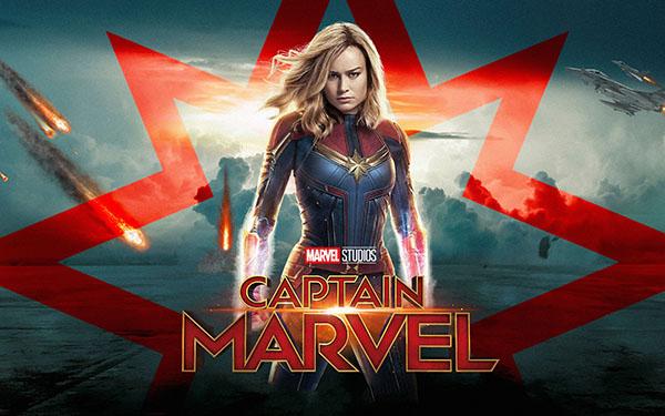 دانلود نسخه پرده ای فیلم کاپیتان مارول (Captain Marvel)