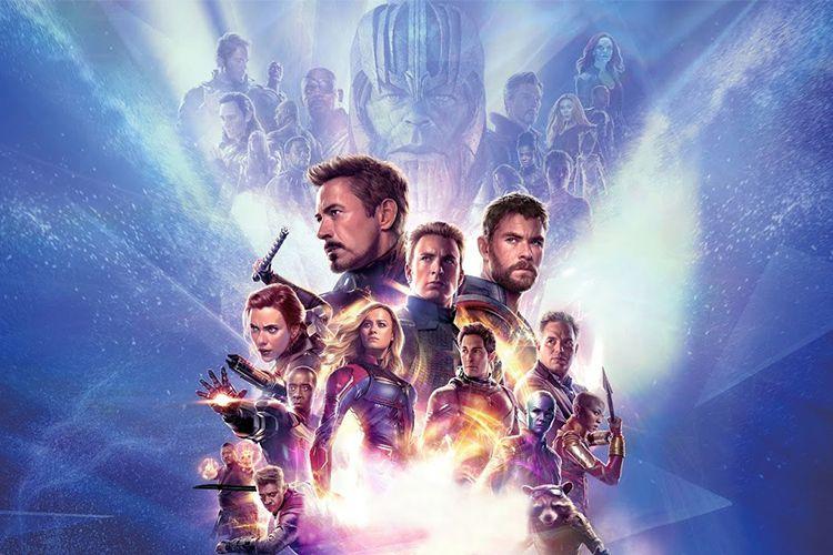 زمان پخش نسخه بلو ری Avengers: Endgame