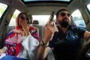 ماجرای اسلحه کمری محسن افشانی و دستگیری او