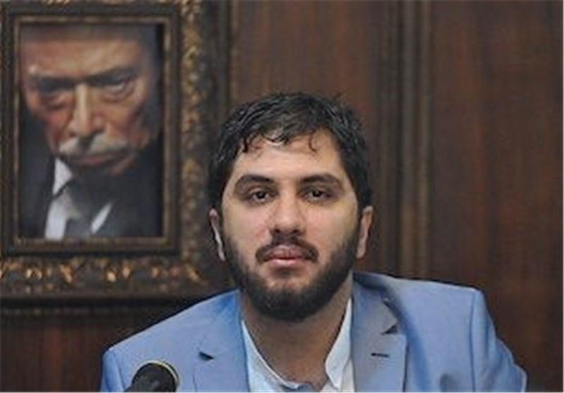 فیلم لو رفته هادی رضوی در باشگاه انقلاب