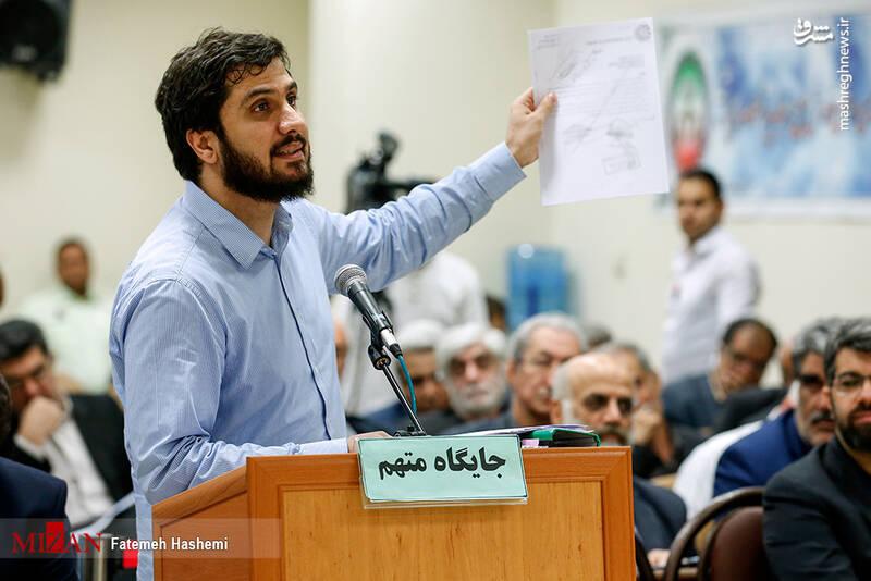 محکومیت هادی رضوی به ۲۰ سال زندان