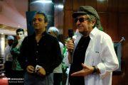 جشن تولد مسعود کیمیایی در رستوران گردان برج میلاد با حضور داریوش مهرجوئی