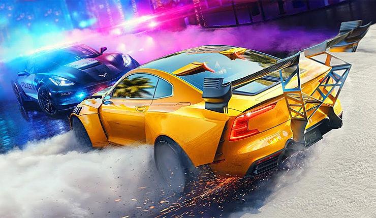بررسی بازی Need For Speed Heat (نید فور اسپید : هیت )