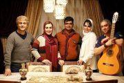 اعتراض به اکران فیلم یادم تورا فراموش توسط ناصر محمد خانی